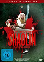 Die Shaw-Brothers Shaolin 3-Dvd Box