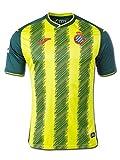 Joma Camiseta RCD Espanyol 3ª Equipación 2017-2018 Verde-Amarillo Talla M