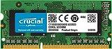Crucial CT4G3S186DJM - Memoria para Mac de 4 GB (DDR3/DDR3L, 1866 MT/s, PC3-14900, SODIMM, 240-Pin)