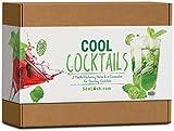Cool cocktails Gift Seed kit. 5mouth-puckering erbe e un Cucamelon per cocktail abbagliante. Facile da coltivare.