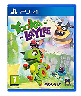 Yooka-Laylee (PS4) (B01N1V6VCX)   Amazon Products