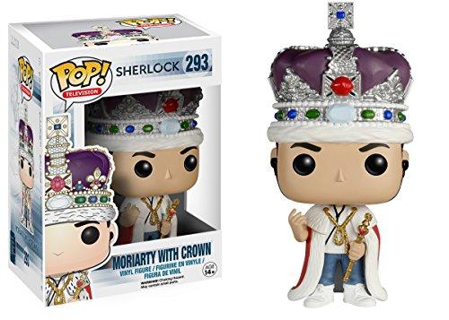 Funko Moriarty con corona (Sherlock 293) Funko Pop Sherlock