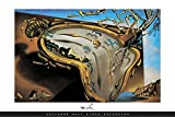 Salvador Dali Poster Clock Explosion (91,5cm x 61cm)