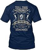 Stylisches T-Shirt Damen / Herren / Unisex 2XL TILE SETTER Marineblau