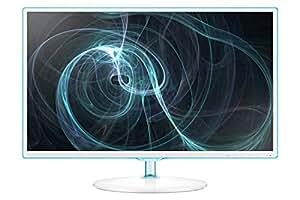 Samsung S24D391HL 60,96 cm (24 Zoll) LED-Monitor (HDMI, 5 ms Reaktionszeit, 1920 x 1080) weiß