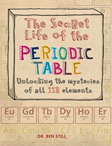 The Secret Life of the Periodic Table: Unlocking the Mysteries of All 118 Elements by Dr. Ben Still (2016-09-27)