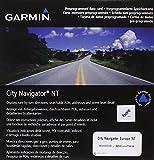Garmin City Navigator Europe NT Mappe: Benelux e Francia immagine