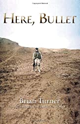 Here, Bullet by Brian Turner (2005-11-01)