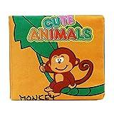 Die besten LEGO-Geschenk für 10-Jährige - Sonnena Baby Bücher, Weich Stoffbuch Puzzlebuch Tierbuch Affe Bewertungen