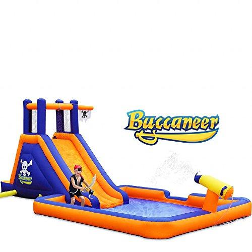 Blast Zone GE-BUCCANEER Inflatable Pirate Slide