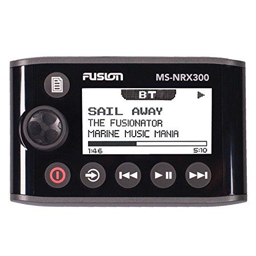 Fusion 010-01628-00Fernbedienung, Schwarz, Größe M Fusion Marine Fernbedienung