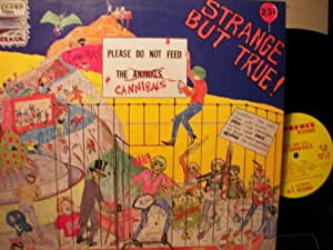 PLEASE DO NOT FEED THE CANNIBALS - VINYL