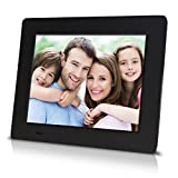 Best Digital Photo Frames - Sungale PF709 7-Inch Ultra-Slim Digital Photo Frame (Black) Review