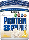 Weider, 80 Plus Protein, Neutral, 1er Pack (1x 750g) medium image