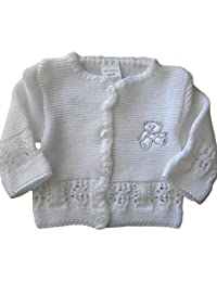 a0b11e3257bc Amazon.co.uk  3-6 Months - Knitwear   Baby Girls 0-24m  Clothing