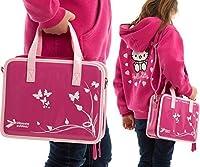 Ultimateaddons® Violet Travel Storage Handbag suitable for Amazon Kindle Fire HD 7 / HDX 7