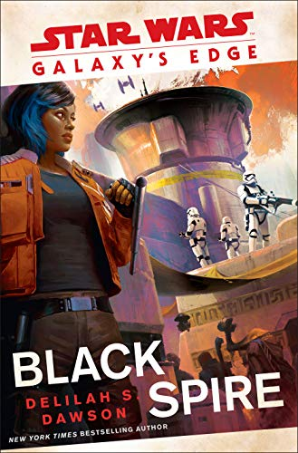 Galaxy's Edge: Black Spire (English Edition)
