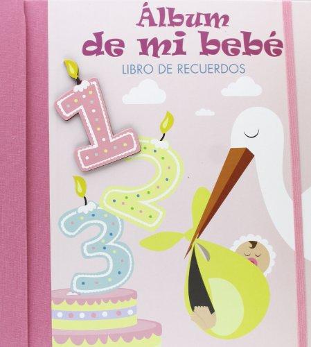 Descargar Libro Álbum de mi bebé: Libro de recuerdos. ROSA (Mi familia y yo) de Sara Loro Jiménez