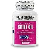 Dr Mercola Krill Oil for Women (90 Fish Gelatin Capsules)