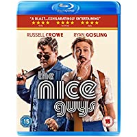 The Nice Guys [Blu-ray] UK-Import, Sprache-Englisch