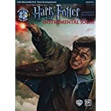 Harry Potter Instrumental Solos from the complete Film Series: Cello (Book & CD) (Pop Instrumental Solo)