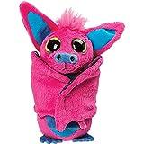 Teddys Rothenburg Kuscheltier Fledermaus pink 20 cm Plüschfledermaus