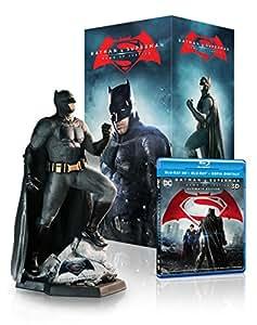 Batman V Superman: Dawn of Justice - Statua Batman (Blu-Ray) In Esclusiva Amazon
