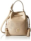 Tommy Hilfiger Women's Summer of Love Mini Bucket Perf Tote
