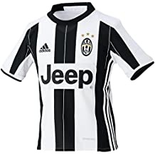 adidas Ai6221 Camiseta Juventus, Hombre, Blanco / Negro, L