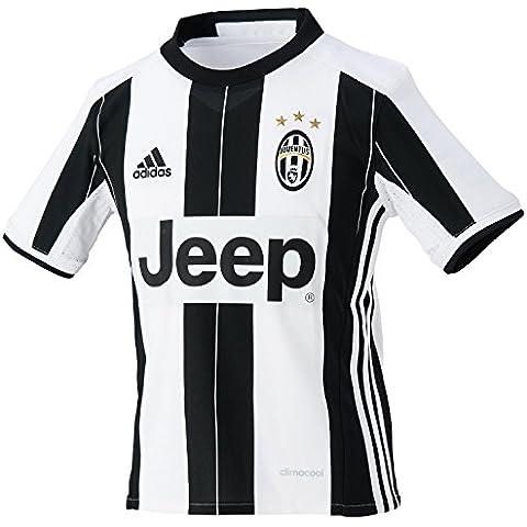 1ª Equipación Juventus FC 2015/2016 - Camiseta oficial adidas para niños de 7-8 años
