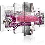 murando - Bilder 100x50 cm Vlies Leinwandbild 5 TLG Kunstdruck modern Wandbilder XXL Wanddekoration Design Wand Bild - Abstrakt 020101-187