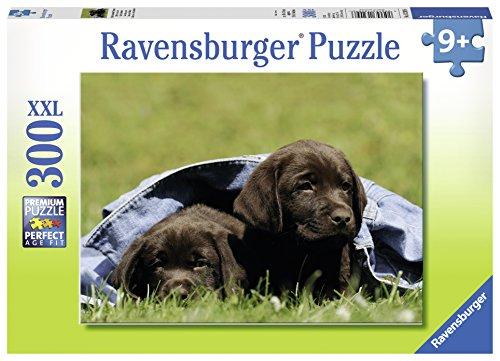 Ravensburger-tragetüchern-Labrador Babys Puzzle-300Teile