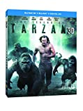 The Legend of Tarzan [Includes Digital Download] (Blu-ray 3D)