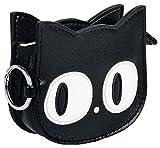 Banned Small Kitty Geldbeutel schwarz