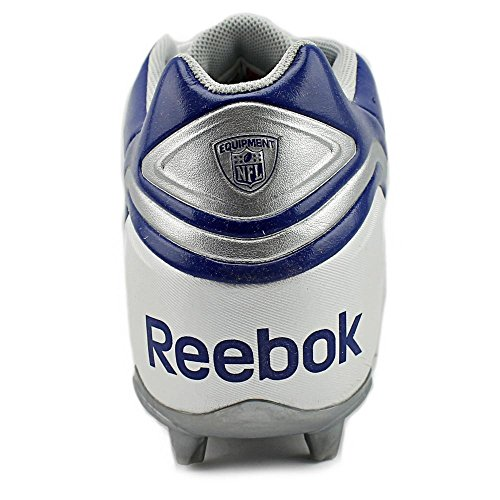 Reebok Pro Electrify II M3 Synthetik Klampen White/Dark Royal