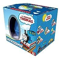 Tutti a bordo E' arrivato Il Trenino Thomas con un carico di incredibili sorprese dentro il nuovo Uovissimo Thomas & Friends Vivi un mondo di fantastiche avventure sull'Isola di Sodor: all'interno della confezione trovi sempre un velociss...