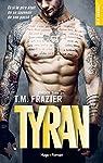 Kingdom, tome 2 : Tyran par Frazier