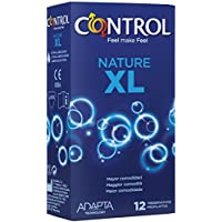 Kondome Control Nature XL Stück 12Packung anonymen mondonatura SRL preisvergleich bei billige-tabletten.eu