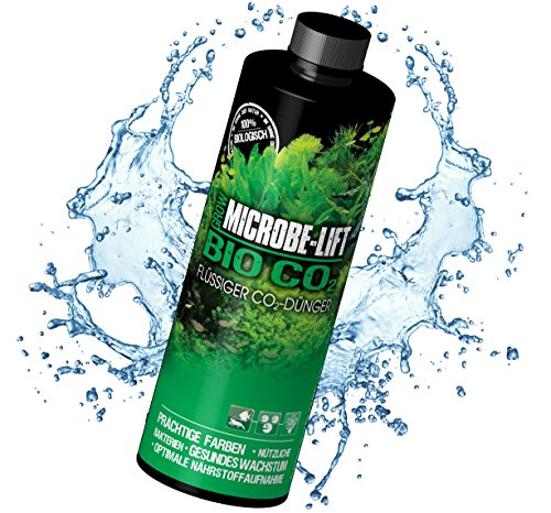 MICROBE-LIFT Bio Co2 - Kohlenstoffdünger für Aquarium Pflanzen, 473 ml -