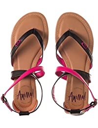 Animal Womens Napa Sandals