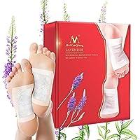 Lavendel Detox Foot Patches, Kobwa 100Health Care Cleansing Foot Pads für Entgiften, Gewicht Verlust, Stress... preisvergleich bei billige-tabletten.eu