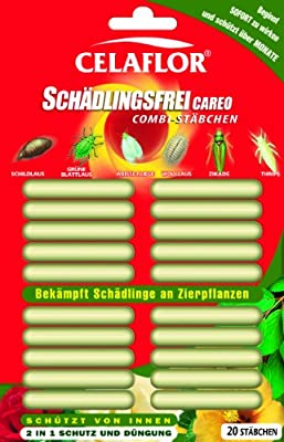Celaflor Schädlingsfrei Careo Combi-Stäbchen - 10 St.