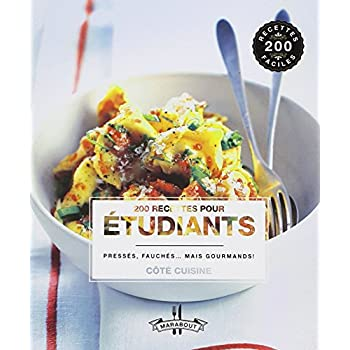 200 recettes pour étudiant