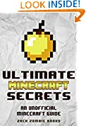 #3: Minecraft Handbook: Ultimate Minecraft Secrets: An Unofficial Guide to Minecraft Secrets, Tips, Tricks, and Hints That You May Not Know (Ultimate Minecraft Guide Books Book 1)