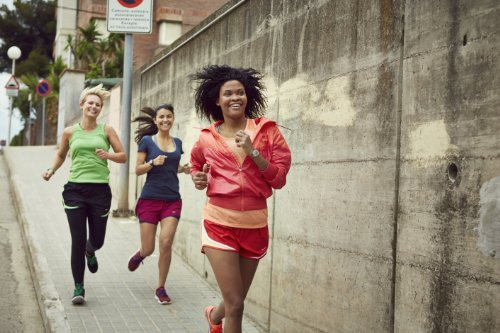 Polar Damen Herzfrequenz-Messgerät Fitness Uhr - 9