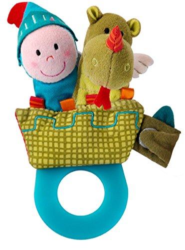 Lilliputiens - Aro de peluche para bebés (86320)