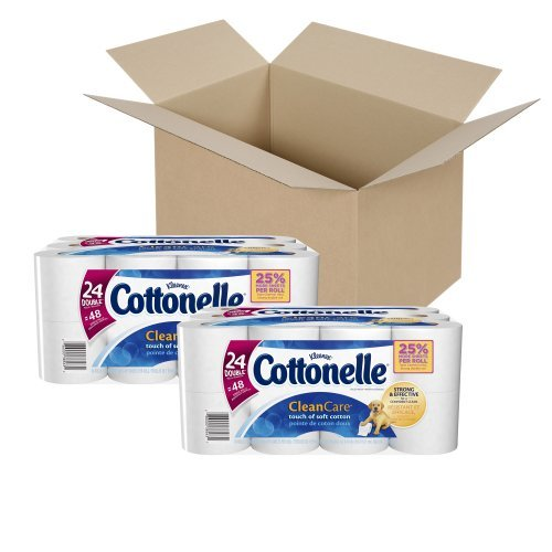 cottonelle-clean-care-toilet-paper-double-roll-24-rolls-48-rolls-by-cottonelle