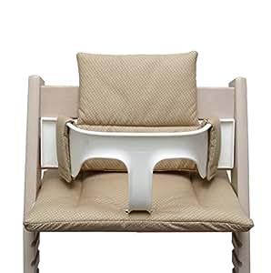 blausberg baby coussins set pour chaise haute stokke tripp trapp r ducteur de si ge. Black Bedroom Furniture Sets. Home Design Ideas