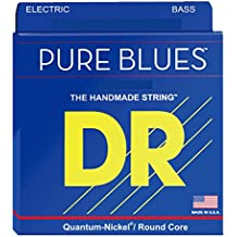 DR PURE BLUES PBW-40 Bass VICTOR WOOTEN SIGNATURE Quantum-Nickel