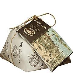Idea Regalo - Panettone Baj - Dal 1768 - Classico milanese 1kg - Confezione con libretto storico